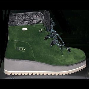 UGG birch wedge women's snow boots